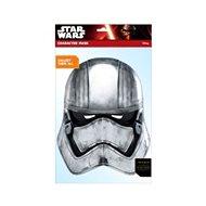 Maska celebrit - Star Wars - Captain Phasma ep7 - Doplněk ke kostýmu