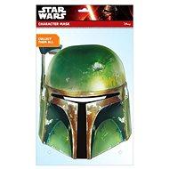 Celebrity Mask - Star Wars - Boba Fett - Costume Accessory