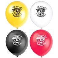 Narozeninové balónky 8 ks 30cm - pirate fun