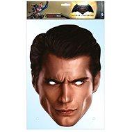 Maska celebrit - Superman Dawn of Justice mask - Doplněk ke kostýmu