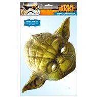 Celebrity Mask - Star Wars - Yoda - Costume Accessory
