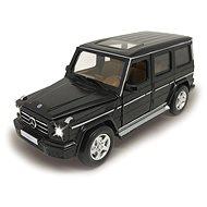 Jamara Street Kings Mercedes-Benz G350d Diecast 1:32 černý