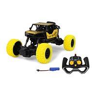 Jamara Slighter CR2 RC Crawler Diecast 2,4GHz žlutý - RC auto na dálkové ovládání