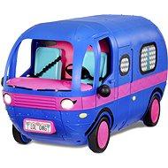 L.O.L. Surprise! Karavan 4v1, elektricky modrá - Auto