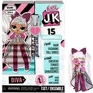 L.O.L. Surprise! J.K. Doll- Diva - Panenka