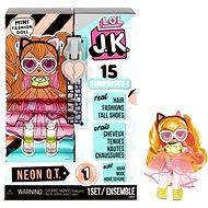 L.O.L. Surprise! J.K. Doll- Neon Q.T. - Panenka