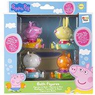 Peppa Pig bath figurines 4pcs - Water Toy