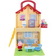 Peppa Pig Skládací domeček - Herní set