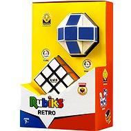 Rubikova kostka sada retro (snake + 3x3x3) - Hlavolam