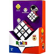 Rubikova kostka sada Klasik (3x3x3 + přívěšek)  - Hlavolam