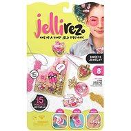 Jelli Rez - základní set pro výrobu gelové bižuterie cukrovinky - Kreativní sada