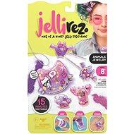 Jelli Rez - základní set pro výrobu gelové bižuterie zvířátka - Kreativní sada