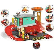 Dickie Fireman Sam Fire Station - Toy