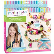 Make It Real Náramky s oddělovači - Kreativní sada