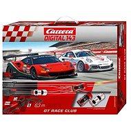 Carrera D143 40039 GT Race Club - Slot Car Track