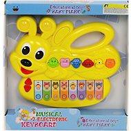 Piano na baterie - Dětské klávesy