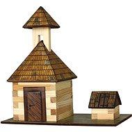 Walachia Zvonice - Dřevěná stavebnice