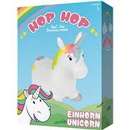 John Hopsadlo HOP HOP jednorožec 55x50cm - Dětské hopsadlo