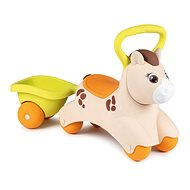 Smoby Bouncer Pony with a cart