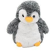 Plyš do mikrovlnky - tučňák - Hřejivý plyšák