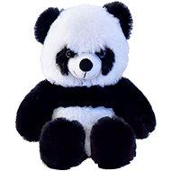 Plyš do mikrovlnky - panda - Hřejivý plyšák