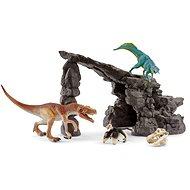 Figurka Schleich 41461 Jeskyně s dinosaury