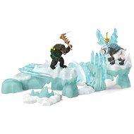 Figurka Schleich 42497 Útok na ledovou pevnost