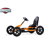 Berg Buddy - B-Orange, oranžový - Šlapací čtyřkolka