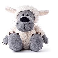 Lumpin Wolf Alfons in lamb's robe - Plush Toy