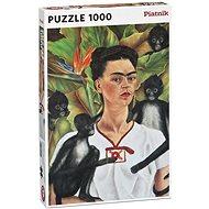 Frida Kahlo, Autoportrét