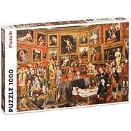Zoffany - Tribuna of the Uffizi