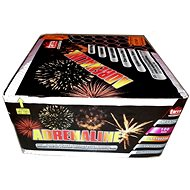 Fireworks - battery of adrenaline projectiles 100 rounds - Fireworks