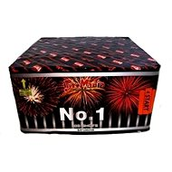 Fireworks - batteries of exchangers no.1 100 rounds - Fireworks