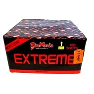 Fireworks - battery of exchangers extreme 100 rounds - Fireworks