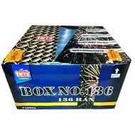 Fireworks - batteries of exchangers box no. 136 ran - Fireworks