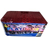 Fireworks - battery of platinum exchangers 142 rounds - Fireworks