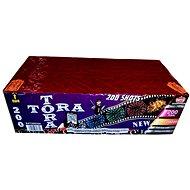 Fireworks - batteries of tora tora 200 rounds - Fireworks