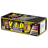 Fireworks - battery of vip exchangers 200 rounds - Fireworks