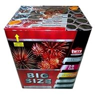 Fireworks - large size 20ran projectile batteries - Fireworks