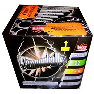 Fireworks - Battery of cannonballs 25 round shots - Fireworks