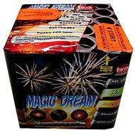Fireworks - battery of magic dream projectiles 25 rounds - Fireworks
