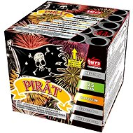 Fireworks - battery of pirate 25 rounds - Fireworks