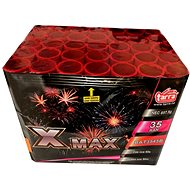 Fireworks - battery of exchangers x max 35 rounds - Fireworks