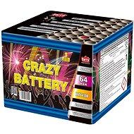 Fireworks - batteries of exchangers crazy battery 64ran - Fireworks