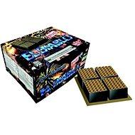 Fireworks - professional compound fireworks el diablo 120 rounds - Fireworks