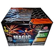 Fireworks - magic palm projectiles 49 shots - Fireworks