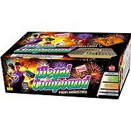 Fireworks -profi compound fireworks illegal compound 176 shots - Fireworks
