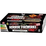 Fireworks - professional compound horror fireworks 280 rounds - Fireworks