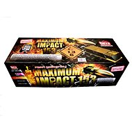 Professional compound fireworks maximum impact 153 rounds - Fireworks