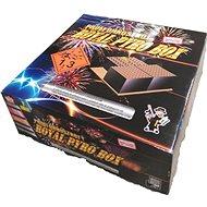Profi compound fireworks royal pyro box 164 rounds - Fireworks